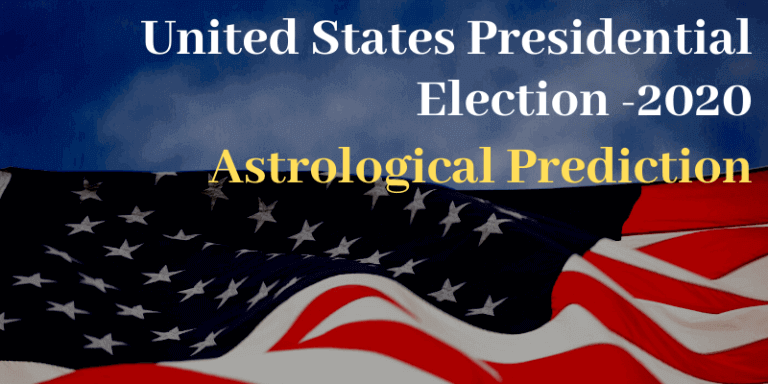US Presidential Election 2020: Astrological Prediction