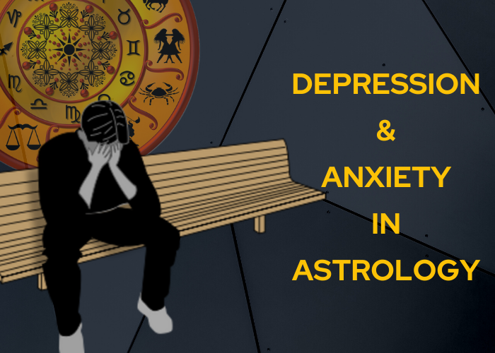 Depression & Anxiety in Vedic Astrology | Remedies