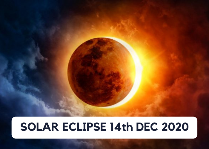 SOLAR ECLIPSE 14th DEC 2020