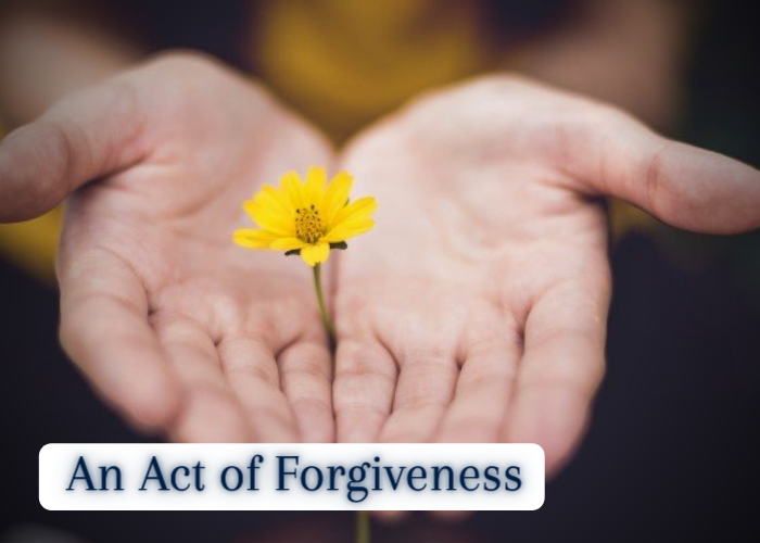 An Act of Forgiveness