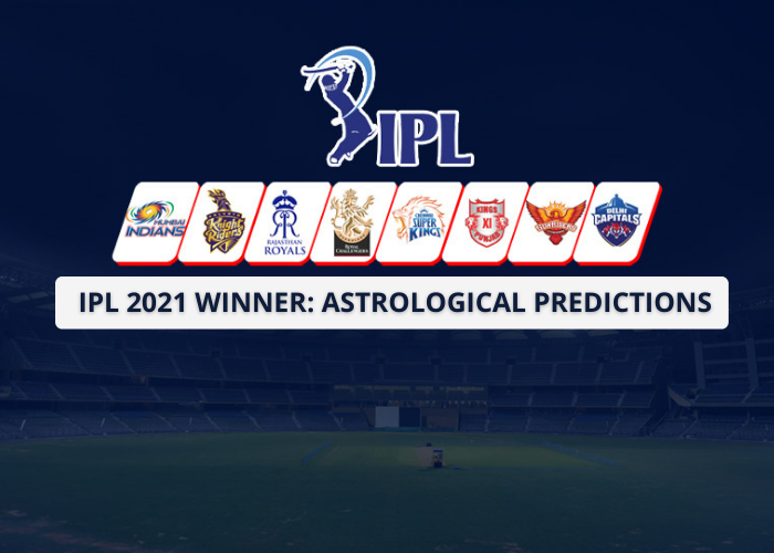 IPL 2021 Winner Astrological Prediction