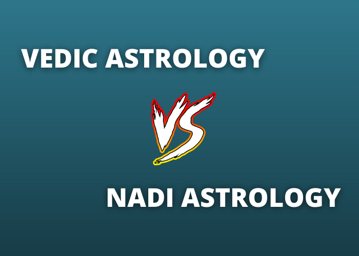 Nadi Astrology vs Vedic Astrology: The Difference