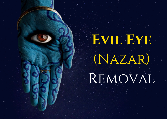Evil Eye (Nazar) Removal