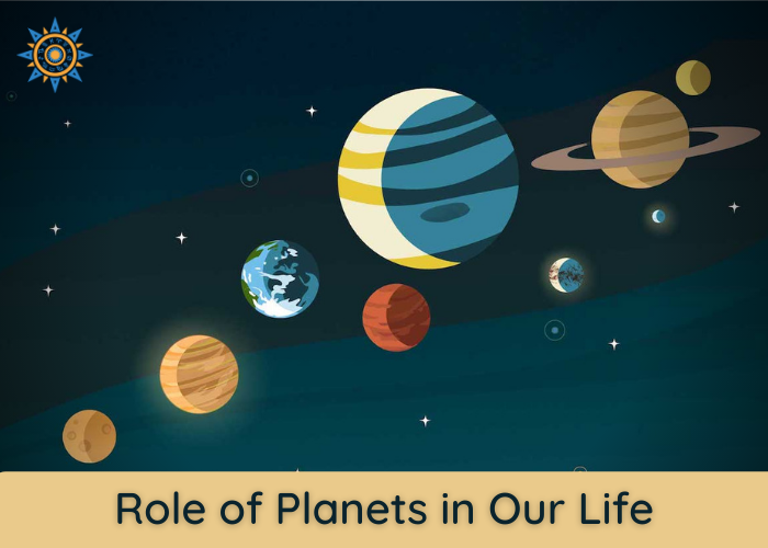 Role of Planets in Life | Vedic Astrology